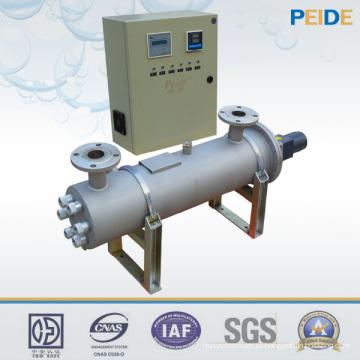 Custo mineral da maquinaria da estação de tratamento de água do esterilizador UV da desinfecção da água