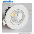 6W 9W moderne vertiefte COB LED unten Licht