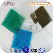 Anli Plastic PC Polycarbonate Greenhouse Plastic Sheet