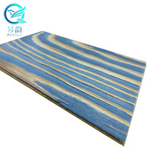 natural veneer brushed craft painting plywood used for furniture decoration