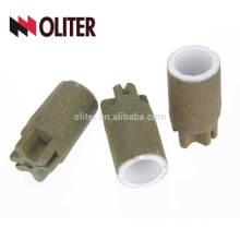 CEL C Si teneur en silicium silicate de carbone de mesure tour de type coupe d'analyse thermique pour fonderie