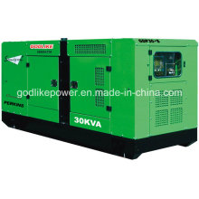 24kw/30kVA Slient Type Diesel Generator Set with Perkins Engine