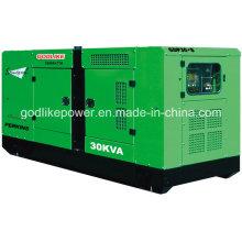 24kw/30kVA Slient Type Diesel Generator Set with Perkins Engine