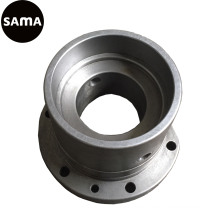 Customized Iron Flange Casting with Precision Machining