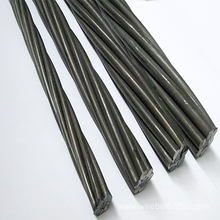 China for China Pc Steel Strand,Left Hand Lay Pc Strand,High Tensile Strength Strand Manufacturer and Supplier ASTMA416 Material Hign Tensile Prestressed Concreted Strand export to Philippines Manufacturer