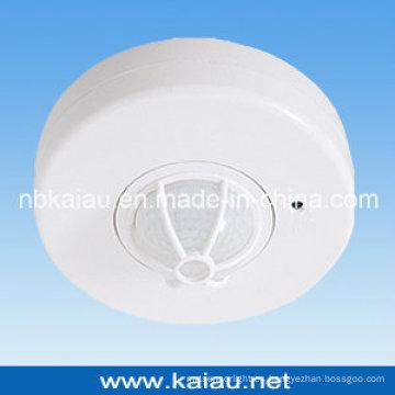 Tres detectores de techo de montaje de alta calidad infrarrojos sensor de movimiento (KA-S02B)