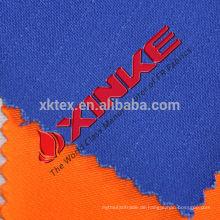 Flammhemmendes und antistatisches Gewebe der Baumwolle 350gsm für Arbeitskleidung