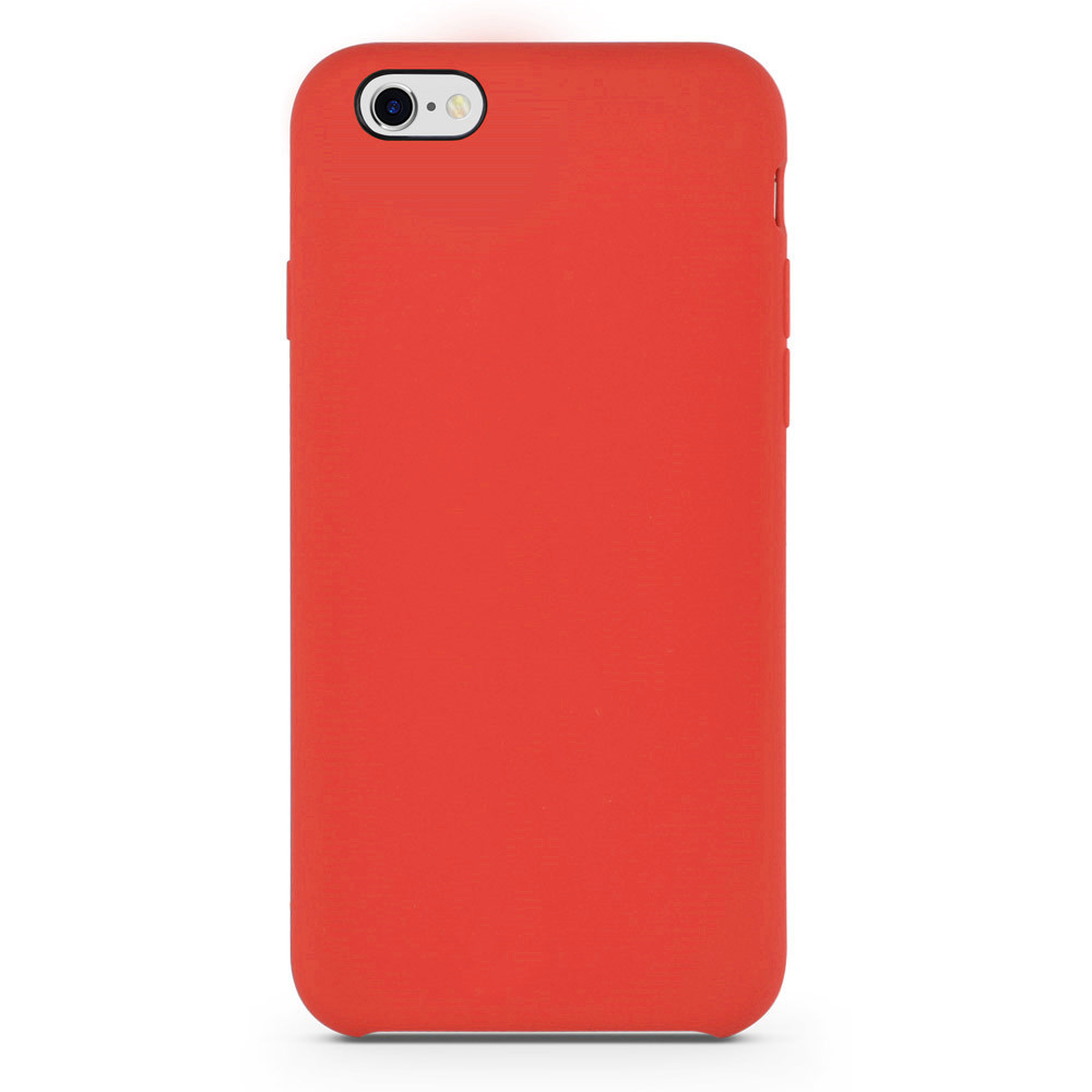 Hybrid Liquid Silicone Iphone Cover