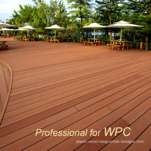 Composite Wood Decking Floor - Apply to Freezing Area, No Crack.