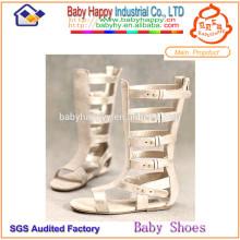 MOQ 300 Смешанные ботинки 9 сандалий гладиатора размера 9