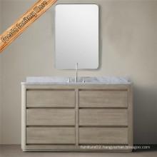 Classical Solid Wood Bathroom Furniture