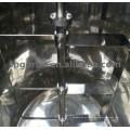El tanque de mezcla grande del acero inoxidable de la categoría alimenticia del precio de fábrica