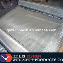 Malla de alambre de acero inoxidable más vendida de alta calidad
