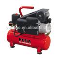 1 hp 6L compresor de aire de pistón de accionamiento directo