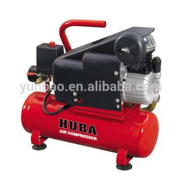 Compresseur à air à piston à entraînement direct de 1 HP, 6 L