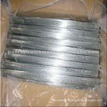 Galvanized Straight Cut Wire