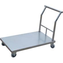 Aluminium Platform Folding Hand Trolley