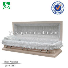 JS-ST587 metal casket store