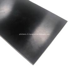 Feuille de bakélite ESD Feuille de papier phénolique laminé noir