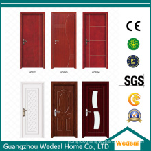 High Quality Painted Lacquer MDF HDF Composite Interior Wooden Door