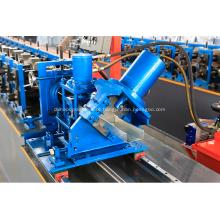 Quilha de aço leve automática completa CU que forma a máquina