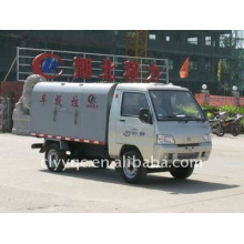 hermetical small garbage truck supplier