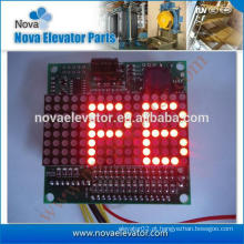 Levante o painel de exposição, NV62L-310 Suporta o cátodo eo ânodo