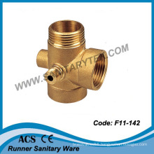 5 Way Brass Fitting for Water Pump (F11-142)