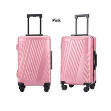 Barato Pink School Leisure Hard shell PC equipaje