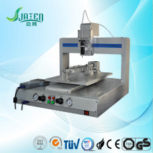 Automatic silicone glue doming machine/epoxy resin dispenser