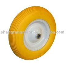 roda sólida da espuma do plutônio 400-8