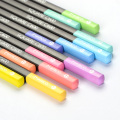 Andstal Professional  12 Pink suit Oil Pastel Colorful Pencil Set Watercolor Drawing Color Colored Pencils for Art School Supplies