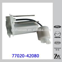 Bomba de gasolina de plástico Toyota RAV4 para ACA33 77020-42080