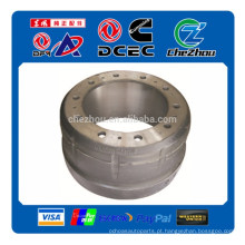 tambor de freio de peças de caminhão pesado 3502075-K2700