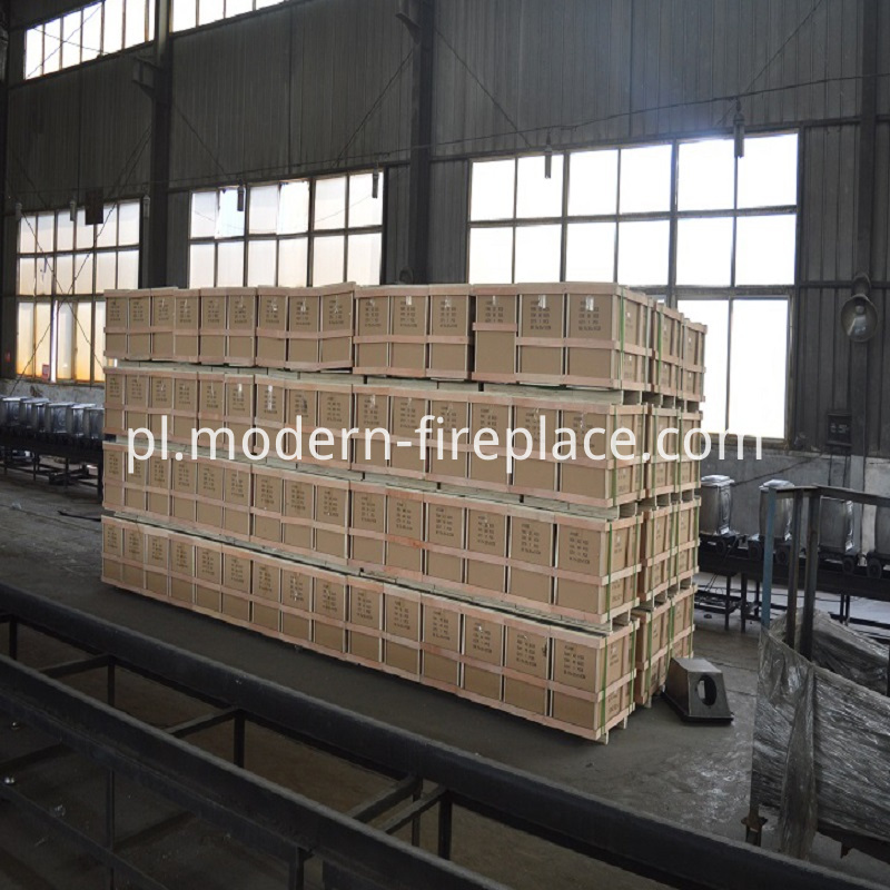 Multi Fuel Wood Burning Stoves Packaging