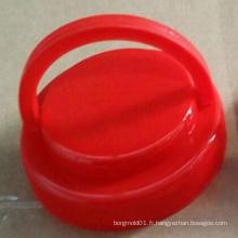 Bouchon en plastique professionnel de 5 gallons avec poignée moule / Bouchon en plastique de 5 gallons avec poignée moule en Chine