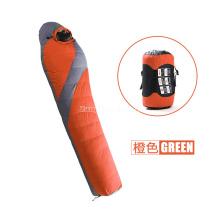 Atacado Best Orange Down Sleeping Bag