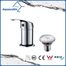 Deck-Mounted Chromed Single Handle Zinc Bidet Faucet (AF1201-8)