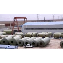 FRP vertikaler oder horizontaler Tank
