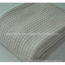 Soft 100% Cotton Woven Blanket