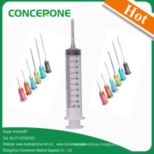 Large Plastic Syringe with Needle 100cc