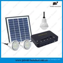 Solar-Beleuchtung-Set mit 3 Lampen