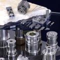 Componentes do molde do corpo da seringa com ferramentas médicas personalizadas