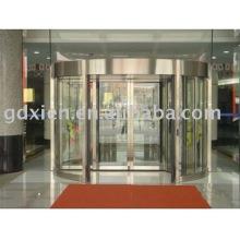 Suministro CN sistema de puerta giratoria automática-2 alas