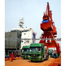 Tracteur Sinotruk 4 * 2 à Qindao