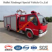 2ton Japan Isuzu Chassis High Pressure Fire Sprinkler Truck Euro4