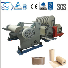 Thick and Big Roll Kraft Paper Slitting and Rewinding Machine