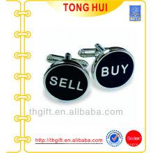 2014 Vendo e Compre Logo Fashion Metal Cufflinks