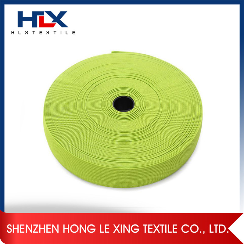 customized knitted polyester elastic
