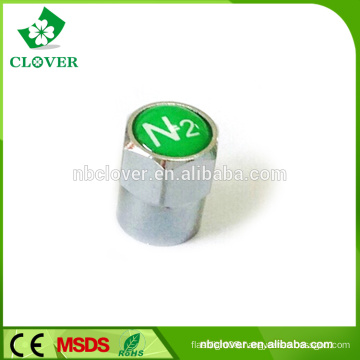 Aluminium alloy custom air alert tire valve caps